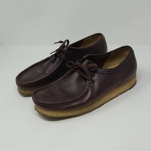 Clarks Mens The Original Wallabee Leather Size 10